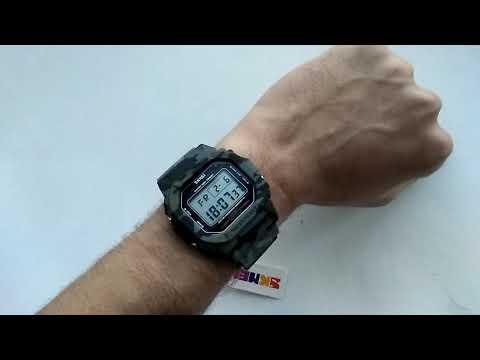 ВСЁ так просто!!! Военные водостойкие часы Skmei 1471 в милитари стиле