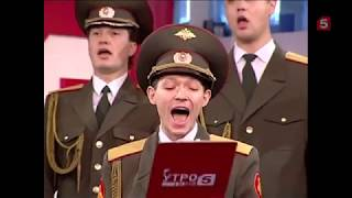 Хор Русской Армии на Пятом канале