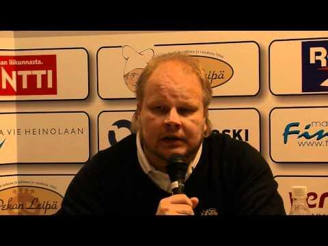 Peliitat – Sport 16.9.2011: Lehdistötilaisuus