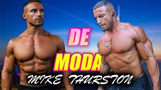 MIKE THURSTON, el MODELO FITNESS NATURAL DE MODA