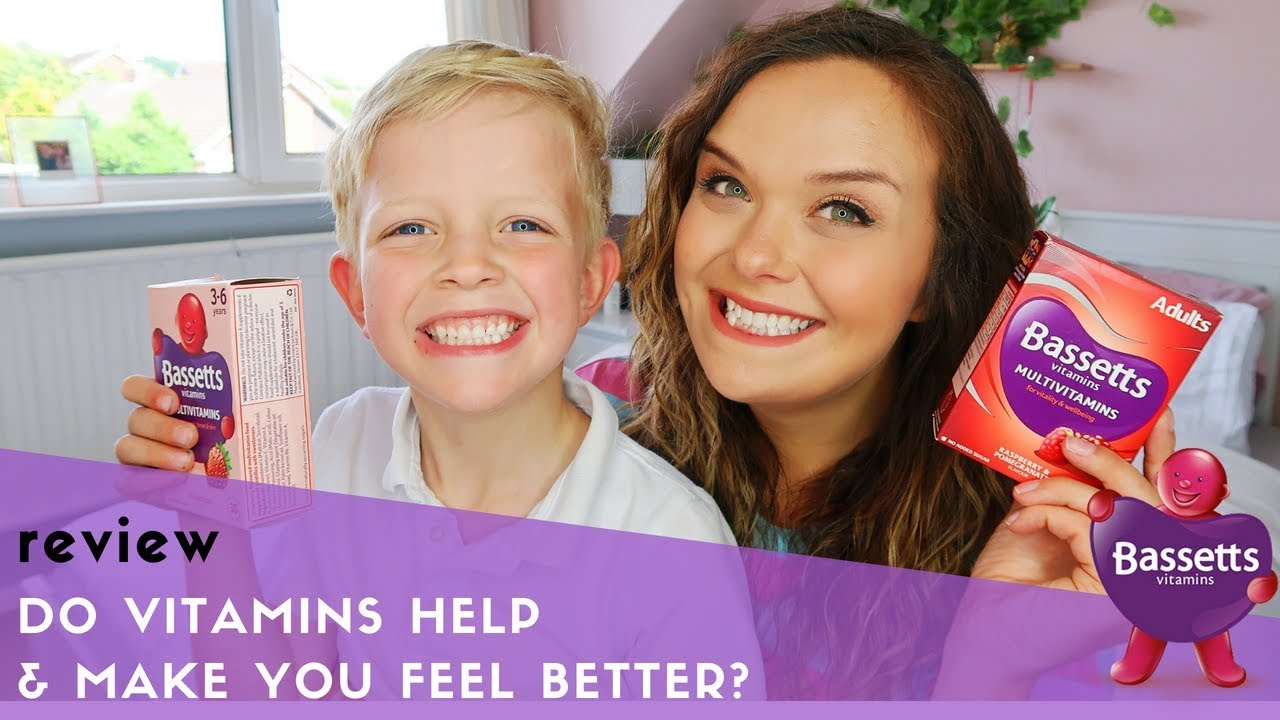 TAKING MULTIVITAMINS - DO THEY HELP? AND WHICH ONES DO WE USE? #ad