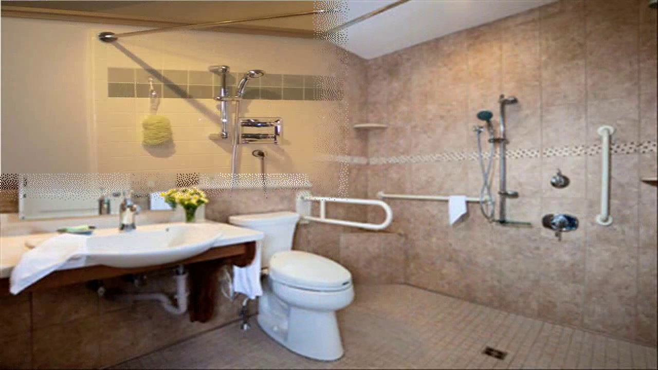 Barrier Free Bathroom Design Youtube