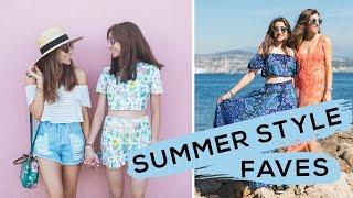 FRANCE SISTER LOOKBOOK Summer 2016 | Amelia Liana