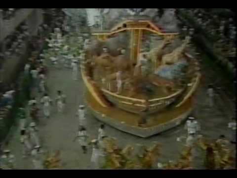Campeãs da Sapucaí Mocidade Independente de Padre Miguel 1991 Rede Manchete