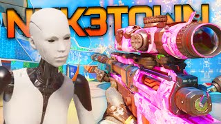 "Black Ops 3 NUKETOWN ""Zombies"" Easter Egg! (Mannequin Secret!)"