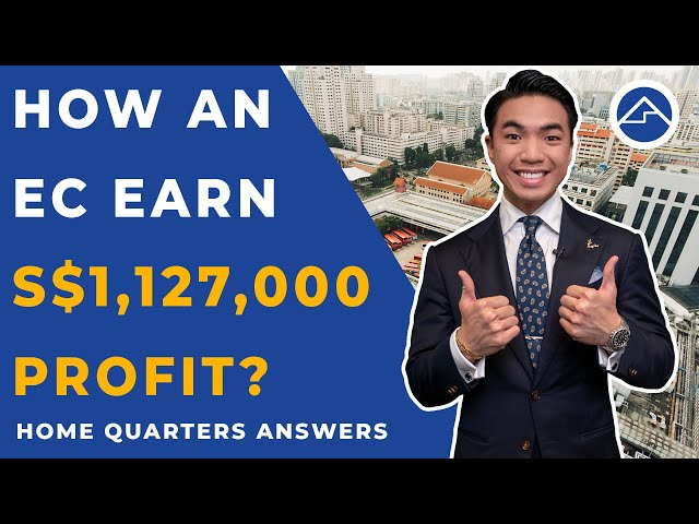 Executive Condominium (EC) profit S$1,127,000! | Home Quarters Answers Ep21