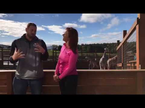 Visit Binghamton Stops By Animal Adventure Park