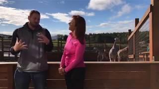Visit Binghamton Stops By Animal Adventure Park