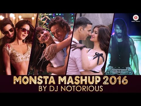Monsta Mashup 2016 | Best of Bollywood |...