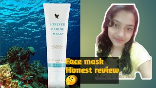 Forever marine mask Review with live demo urbees dream diary