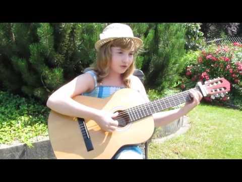 Детская песня - Голубой вагон_ на немецком - скачать и послушать mp3 на большой скорости