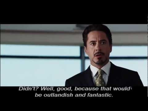 Iron Man - I Am Iron Man (Full scene)