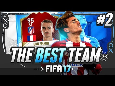 THE BEST TEAM IN FIFA! #02 (350K Team) - #FIFA17 Ultimate Team