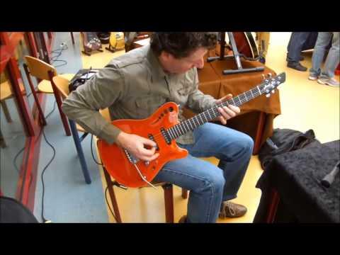 Oldenburg guitar show - jean & jean guitar