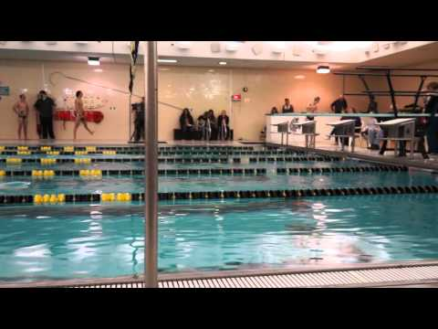 RHS Swimming vs Bremen Women 200 IM 1 19 16
