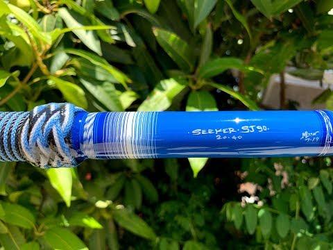 Seeker SJ90 Jigstick Wrapped By Moon's Custom Wrapped!