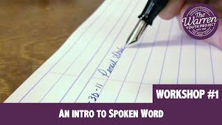 FAY - Intro to Spoken Word