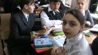 Видеоролик с фрагментом учебного занятия Носачёва Л.Г.movie
