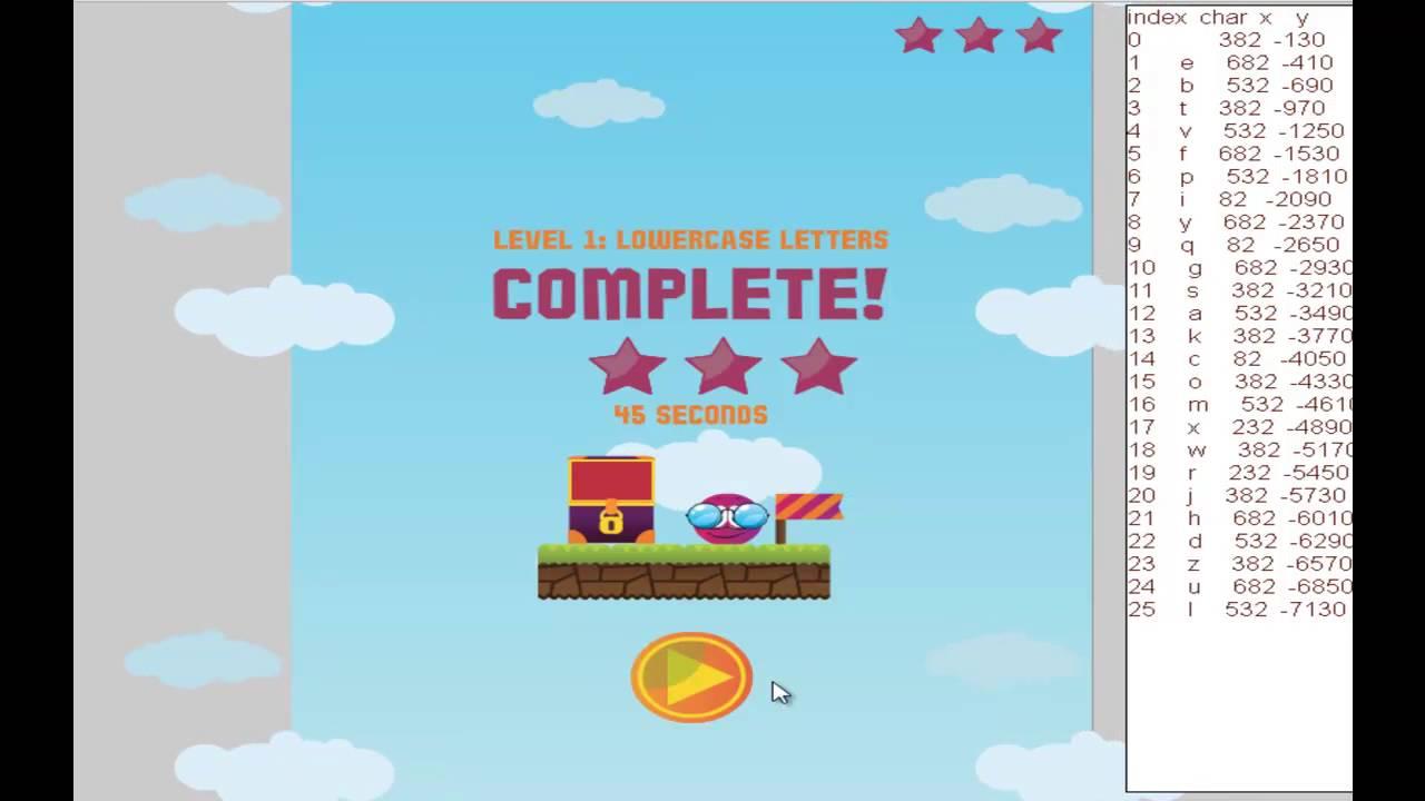 jump key keyboarding game abcya! abcya! - 1280×720
