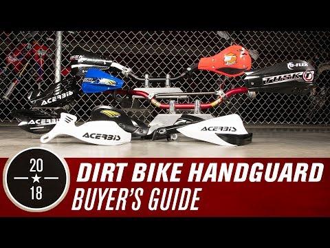 Dirt Bike Handguard Buyers Guide | 2018