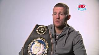 TERRY FLANAGAN TALKS WORLD TITLE FIGHT WITH ZEPEDA