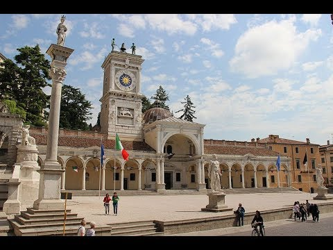 Places to see in  Udine  Italy  Piazza della Liberta  YouTube