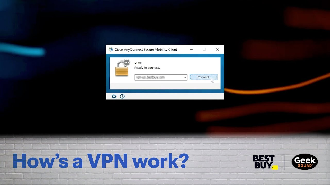 Tech Tips Remote: What's a VPN?