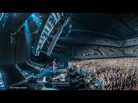 """Ed Sheeran """"Divide"""" Tour 2018: Sound System Design And FoH Sound For His Support Jamie Lawson"""