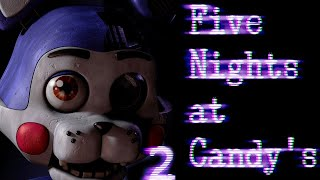 Pasandome Five Nights at Candy's 2 En Directo