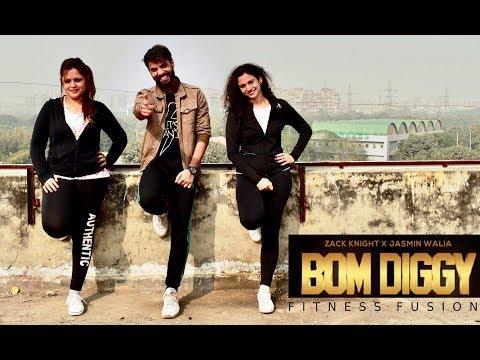 Bom Diggy Zumba   Bom Diggy Bollywood Workout   Fitness Dance Choreography