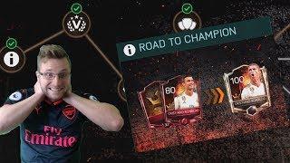 От НОУНЕЙМА до КУМИРА [#5] - FIFA Mobile 18