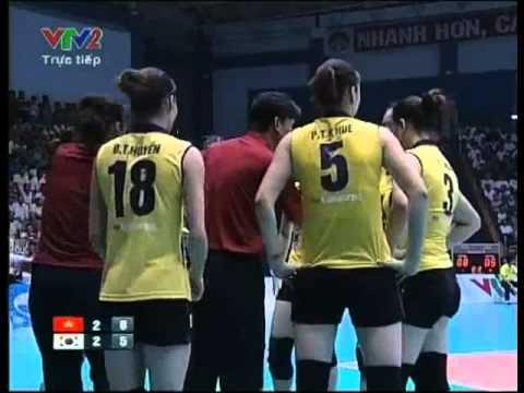 set5 Viet Nam vs IBK Korea VTV Cup 2012