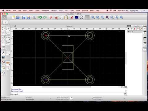 Getting Started with QCAD | IntoFPV Forum