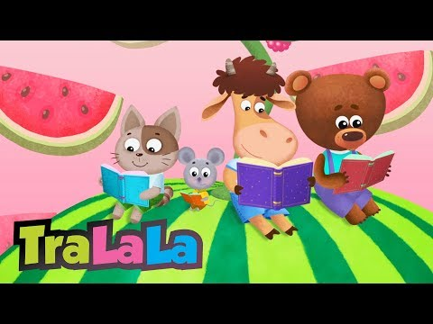 Cântece Educative Pentru Copii Cu Văcuța Dașa - TraLaLa