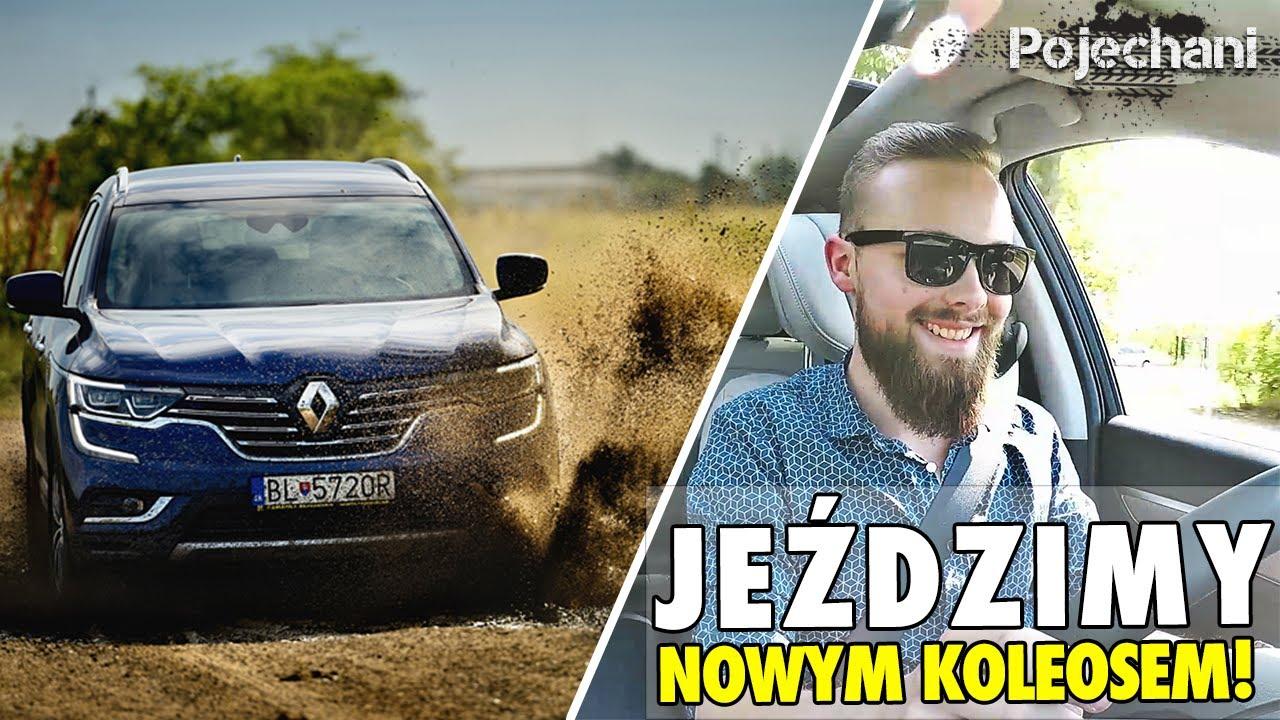 Testujemy nowego Renault Koleosa w Bratysławie! | Pojechani #101