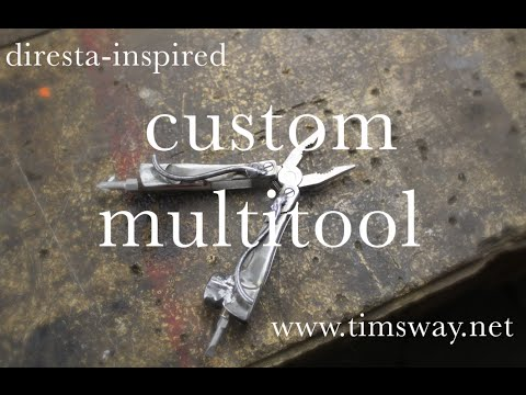 diresta inspired, customized multi tool - tim sway perspectives