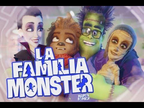 La Familia Monster (Happy Family) Trailer Oficial en Español