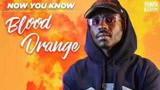 Blood Orange talks A$AP Rocky Friendship, Project Pat Verse + Meeting Bhad Bhabie