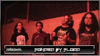 HORNS UP METAL (INTERVIEW WITH BONDED BY BLOOD)