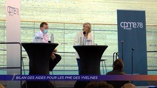 Yvelines | Bilan des aides pour les PME des Yvelines