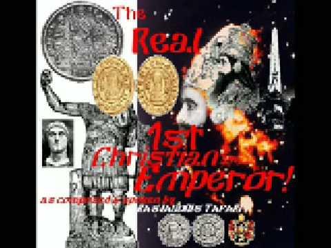 EZANA THE ETHIOPIAN AGAZI 1st Christian Emperor 333 AD & NOT Constantine the Roman!