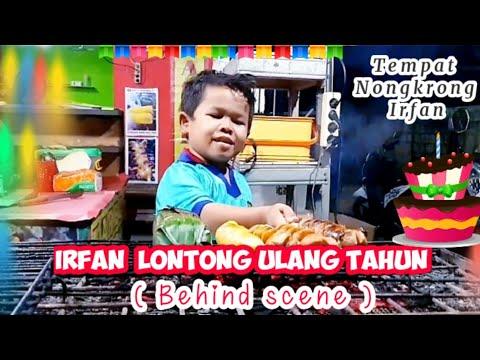 ulang-tahun---irfan-lontong---komedi-indonesia-feat-#budakkoceak-#kocak-#terlucu