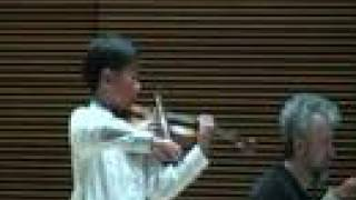 Daniel Gao played Sadko Song of the Indian Guest Rimsky-Kors