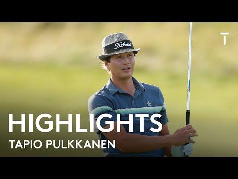 Tapio Pulkkanen Round 3 Highlights | 2021 D+D Real Czech Masters
