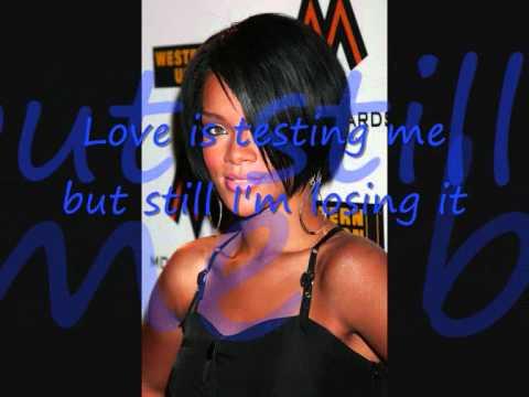 Rihanna SOS Lyrics