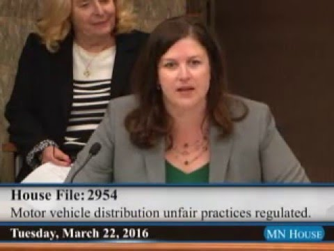 House Civil Law and Data Practices Committee  3/22/16