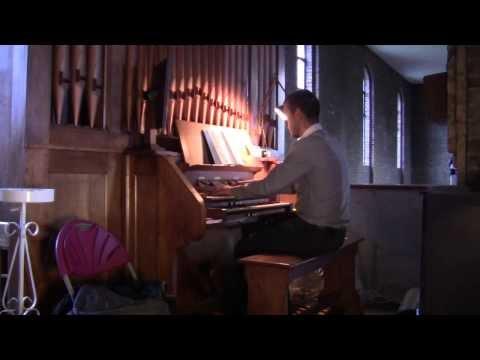 I Am Wisdom - St John Fisher Catholic Church, North Harrow, London (Compton Organ)