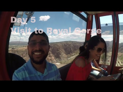 A Visit to Royal gorge