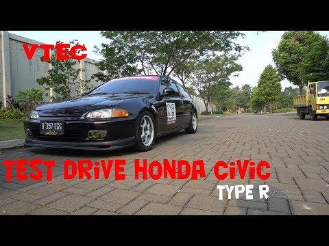 SPEEDING ALERT!!!! | TEST DRIVE HONDA ESTILO B18 TYPE R | CARVLOG #36 | CARVLOG INDONESIA