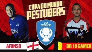PES 2018 COPA DO MUNDO TOP PESTUBERS - BELGICA X INGLATERRA